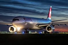 Swiss A330 #aviationpilotjets
