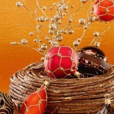 Interior tendências de decoração para o Natal 2014 ideias do natal