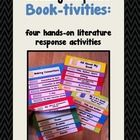 It's not just a book. It's not just an activity. It's a...book-tivity!This file includes templates for four different reading response book-tivit...