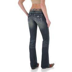 Rock 47™ by Wrangler® Ultra Low Rise Jean - SN Wash