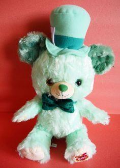 Rare Disney Store UniBEARsity 5th Alice Mad Hatter Plush toys Japan limited new #Disney