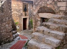 Typical shop in Eze