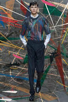 Dior Homme SS15 in GIFs! Paris menswear. See more GIFs here: http://www.dazeddigital.com/fashion/article/20588/1/paris-ss15-gifs