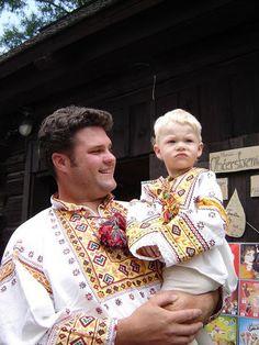 Male shirts (Slovakia) Bohemian Girls, Bohemian Art, Folk Costume, Costumes, We Are The World, Fashion History, Folklore, Culture, European Countries