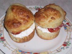 Ricetta Muffin salati al formaggio da Zagara70 - Petitchef