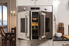 Innovative Oven Design that Will Blow You Away