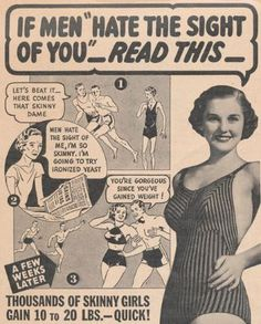 Vintage adverts - how times have changed