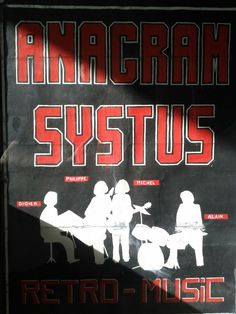 Anagram Systus Electronics, Retro, Welcome, Graphic Design, Retro Illustration, Consumer Electronics, Mid Century