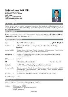 Power Plant Electrical Engineer Sample Resume Enchanting Introduction To Iec 61439  Download  Pinterest  Electrical .