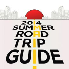 2014 Summer Road Trip Guide on Yelp sponsored by Choice Hotels