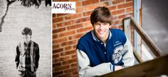 Sports Senior Portraits, Outdoor Senior Portraits, Acorn Portraits