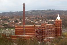 Pear Mill Stockport