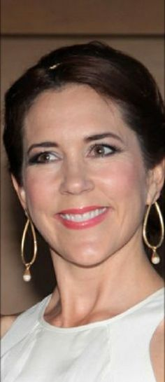Crown Princess Mary arrive for the Prince Consort's televised 80th birthday gala performance at the DR Concert Hall in Copenhagen, Denmark, 01.06.2014