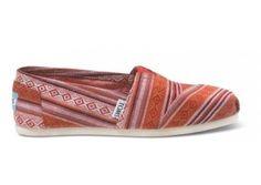 TOMS Women's Classics Nepal Weave Shoe