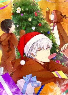 Christmas Anime Gintama