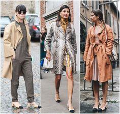 Chanel Slingback Shoes -Model, Giovanna Battaglia, Sara Escudero