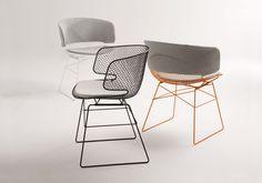 arkys chair | designed by Jean-Marie Massaud | photography - Simona Pesarini