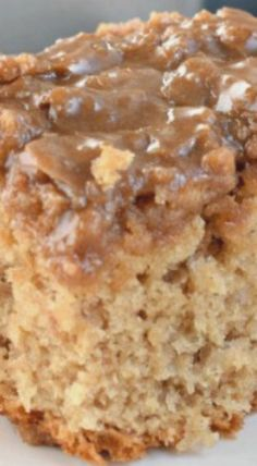 This sweet Cinnamon Maple Coffee Cake recipe is the perfect breakfast solution! Sweet Recipes, Cake Recipes, Dessert Recipes, Coffee Cake, Coffee Creamer, Coffee Scrub, Coffee Recipes, Sweet Bread, Let Them Eat Cake