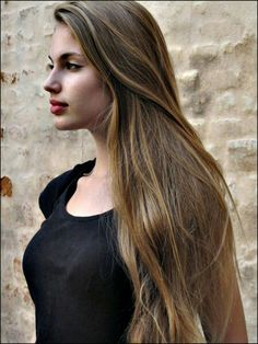 Great Mousy Blonde Brown Hair With Natural Highlights Created With Honey U2013 No  Bleach Or Dye!Blond And Brunette ,mousy Hair Hue Is Not So Dull.