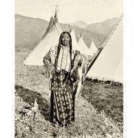 Chief Charlot, Flathead Reservation - Forsyth