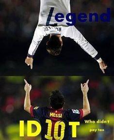 Messi Vs Ronaldo, Ronaldo Football, Ronaldo Juventus, Ronaldo Memes, Neymar, Funny Football Memes, Soccer Jokes, Sports Memes, Funny Sports