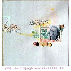 par Sophie, scrap la vie est belle http://la-compagnie-des-elfes.fr/