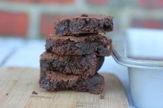 fudgy brownie recipe gluten free