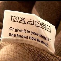 "My Favorite Tag, Well Second favorite.. First one would be "" or have your GF do it and include an instructional manual."
