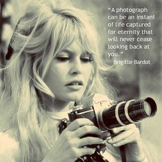 Movie actor quote - Brigitte Bardot - Film Actor Quote   #brigittebardot