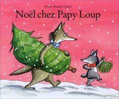 Noël chez papy-loup de Sylvie Auzary-Luton http://www.amazon.fr/dp/2877673316/ref=cm_sw_r_pi_dp_p-Wkub1VH59YG