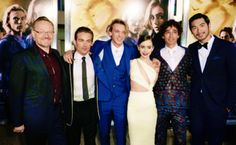 All About The Mortal Instrument: City of Bones LA Premiere @Mortal Movie #TMIMovie | Literary Beginnings & Red Carpet Endings
