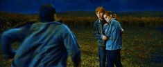 This is my favored gift of the Golden Trio Harry James Potter, Harry Potter Anime, Harry Potter World, Mundo Harry Potter, Harry Potter Actors, Harry Potter Pictures, Harry Potter Quotes, Harry Potter Universal, Harry And Hermione