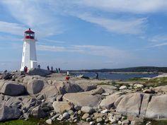 village de peggy's cove et son phare, road trip en Nouvelle écosse, canada Cabot Trail, Cap Breton, Road Trip, Le Cap, Les Cascades, Canada, Parc National, Nova Scotia, East Coast