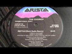 The Church - Reptile (Rock Radio Remix)
