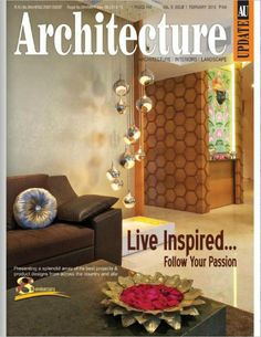 Grab the February 2015 issue of Architecture Update Magazine.