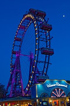100 Dinge, die man in Wien gemacht haben sollte – Julie en voyage – Reiseblog Ferris Wheel, Diy And Crafts, Fair Grounds, Fun, Travel, Minecraft, Drawings, Viajes, Vienna