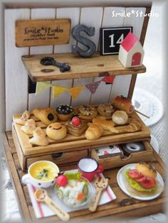 •• SMILE STUDIO : Mini Bakery3