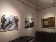 Inaugurazione mostra Distico - Sadun Scolamiero Art