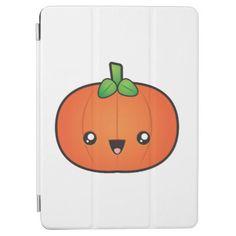 #Cute Halloween Pumpkin iPad Air Cover - #Halloween #happyhalloween #festival #party #holiday