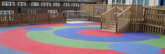 Wet Pour Playground Surfacing in Hart Hill | Wetpour Rubber Play Area Flooring in Hart Hill : Playground Rubber Safety Surfacing