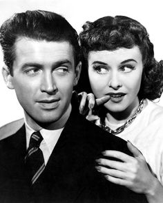 "Jimmy Stewart and Paulette Goddard - promo for ""Pot o' Gold"" (1941)"