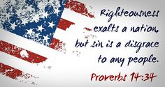 Image result for proverbs 14 34
