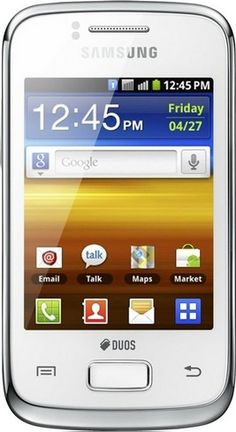 Samsung Galaxy Y Duos S6102 3MP, WIFI, 3G, Gingerbread, GPS Unlocked World Mobile Phone - White - No Warranty - For Sale Check more at http://shipperscentral.com/wp/product/samsung-galaxy-y-duos-s6102-3mp-wifi-3g-gingerbread-gps-unlocked-world-mobile-phone-white-no-warranty-for-sale/