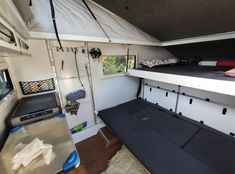 Overland Classifieds :: 2005 Toyota Land Cruiser HZJ79 with Uro-Camper - Expedition Portal