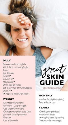 Trendy skin care acne oily tips The Face, Skin Care Regimen, Skin Care Tips, Skin Tips, Beauty Care, Beauty Skin, Diy Beauty, Face Beauty, Beauty Guide