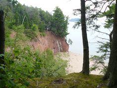 Hidden Beach - Lake Superior