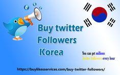 Buy Twitter Followers Korea Get Twitter Followers, Best Sites, Korea, Stuff To Buy, Korean