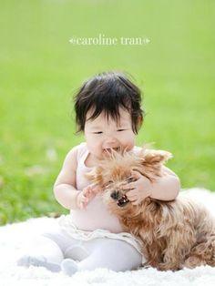 Caroline Tran.