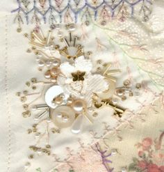 crazy quilt embellishment