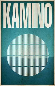 Kamino / Star Wars Planets by Justin Van Genderen Kamino Star Wars, Star Wars Planets, Galactic Republic, Star Wars Party, Star Wars Poster, Minimalist Poster, Minimalist Design, Vintage Design, Vintage Prints